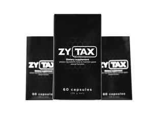 Zytax Male Enhancement Pills