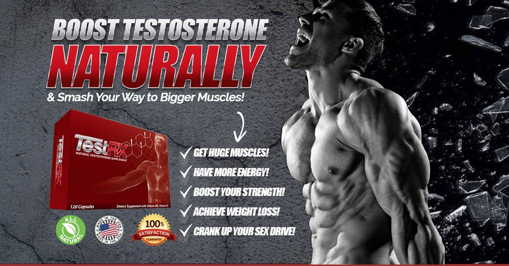 testRX supplement