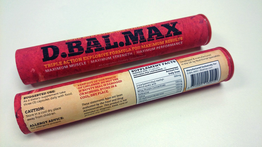 D-Bal Max Review