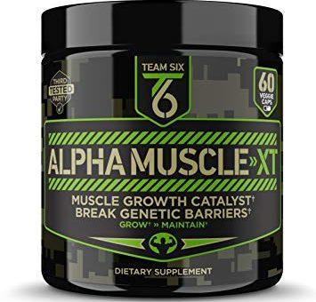 Alpha Muscle-XT