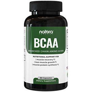 Natura BCAA Capsules