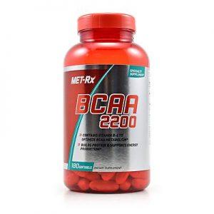 MET-Rx® BCAA 2200 Supplement