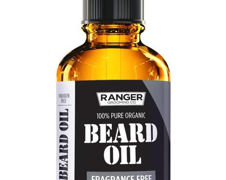 Grow a Lustrous Beard Today With Fragrance-Free Beard Oil & Leave-In