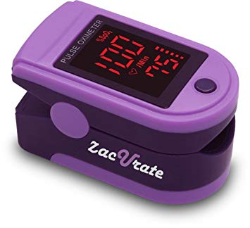 Zacurate® Pro Series 500DL Fingertip Pulse Oximeter
