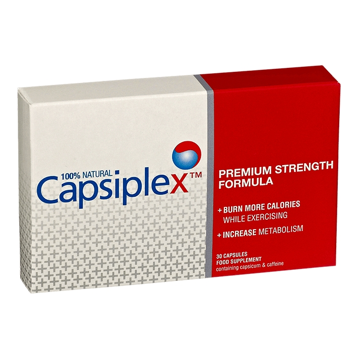 Capsiplex Calorie Burner - Increases Metabolic Rate