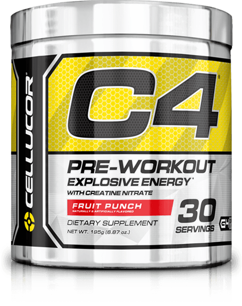 Cellucor C4 Extreme Pre Workout Supplement