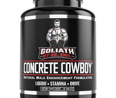 Goliath By Dr. Emil Concrete Cowboy