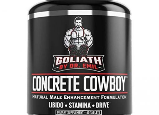 Goliath By Dr. Emil Concrete Cowboy