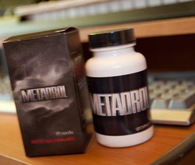 Metadrol - Fast Muscle Regeneration Supplement