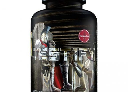 TEST1FY Testosterone Boosting