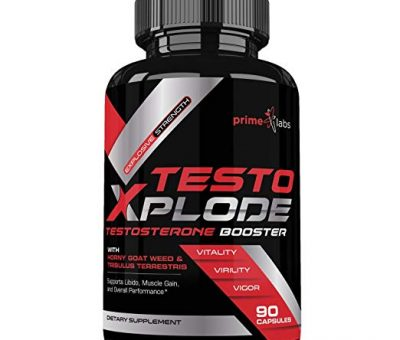 Tribulus Testosterone Booster For Men By Prime Labs - Review
