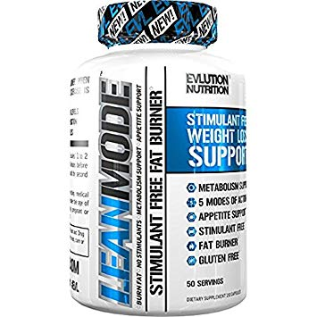 Evlution Nutrition Lean Mode Stimulant-Free supplement