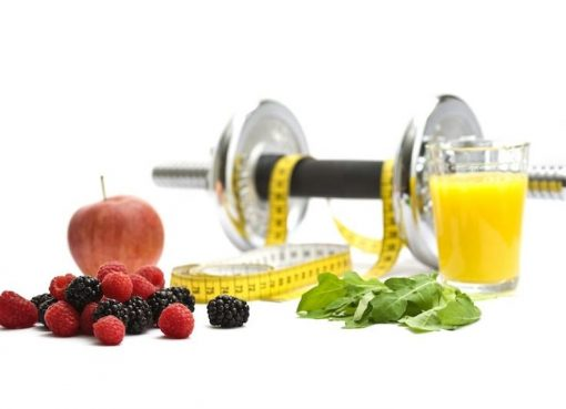 Sports Nutrition For Health, Training And Fitness