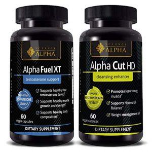 Alpha Fuel XT & Alpha Cut HD Combo Pack