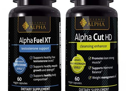 Alpha Fuel XT & Alpha Cut HD Combo Pack