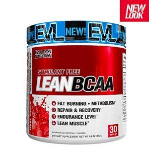 Evlution Nutrition LeanBCAA Fat Burner