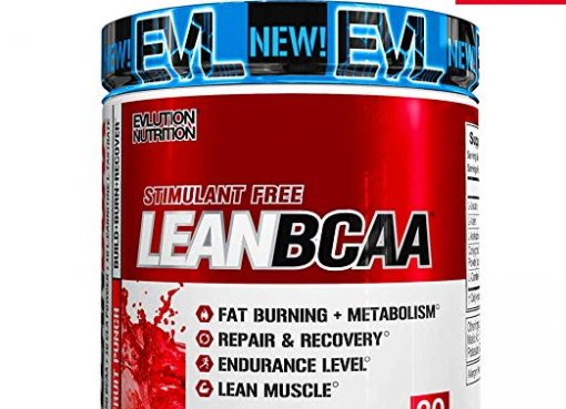 Evlution Nutrition LeanBCAA Fat Burner