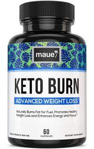 Keto Diet Pills - Advanced Weight Loss 800mg Supplement