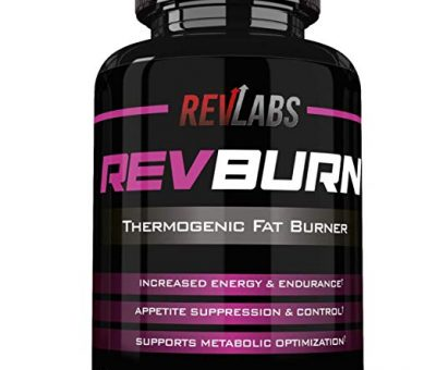 Rev Labs Rev Burn Thermogenic Fat Burner
