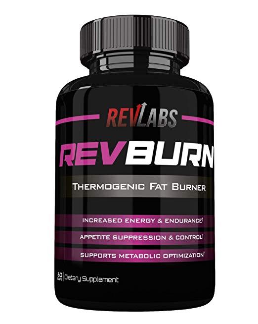 Rev Labs Rev Burn Thermogenic Fat Burner