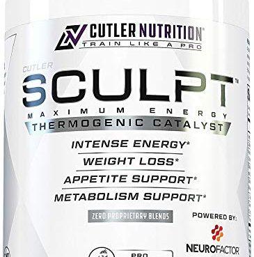 SCULPT Fat Burner Diet Pills Review