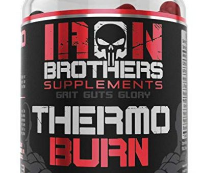 Fat Burner By Iron Brothers Supplements