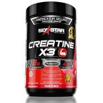 Six Star Pro Nutrition Creatine X3 Powder – Review